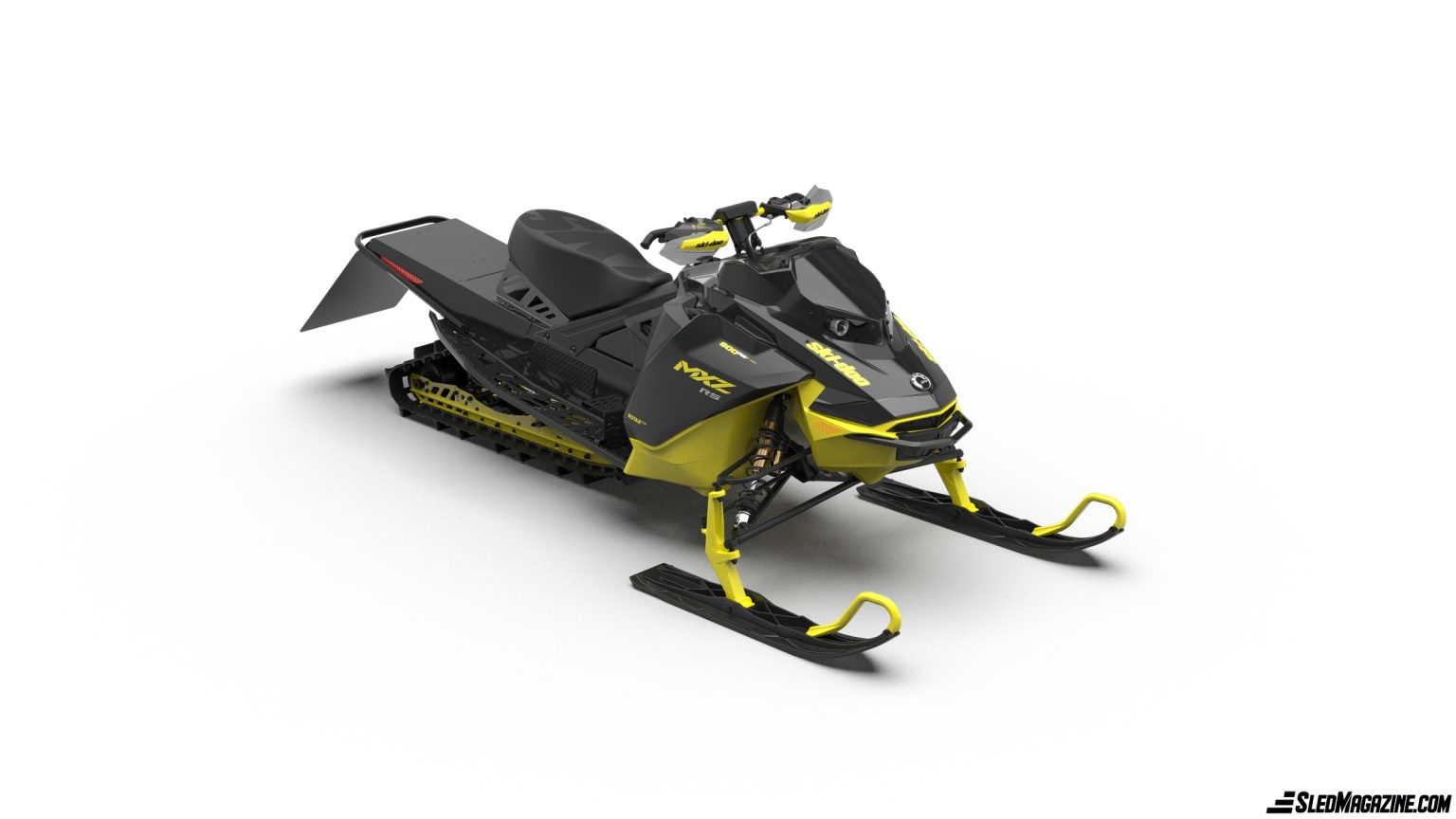Ski-Doo MXZx 600RS 2022